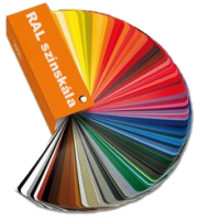 A színekre kattintva megtekintheti projektjeinket.